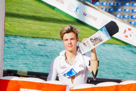 Philipp Raimund - sCoC Wisła 2018
