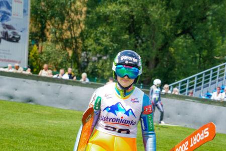 Pia Mazi - FIS Cup Szczyrk 2018