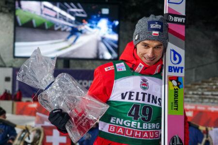 Piotr Żyła - WC Engelberg 2018