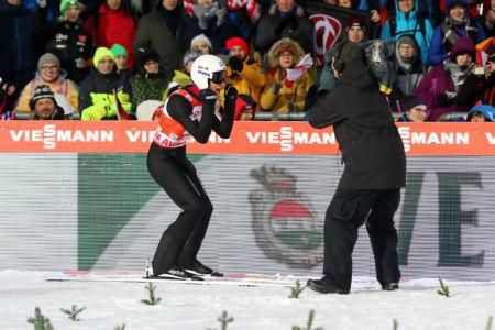 Piotr Żyła - WC Klingenthal 2019