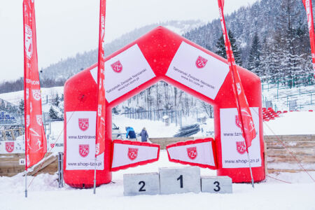 Podium - FIS Cup Zakopane 2019