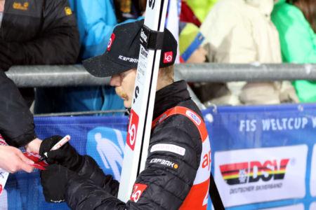 Robert Johansson - WC Klingenthal 2019