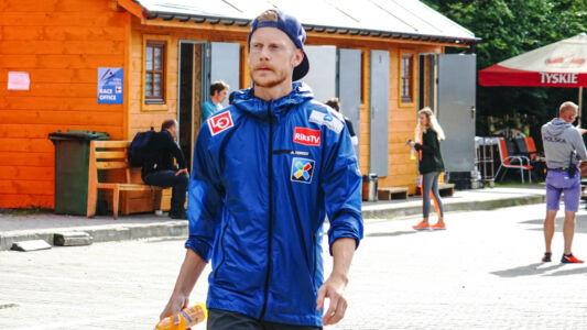 Robert Johansson - SGP Wisła 2017