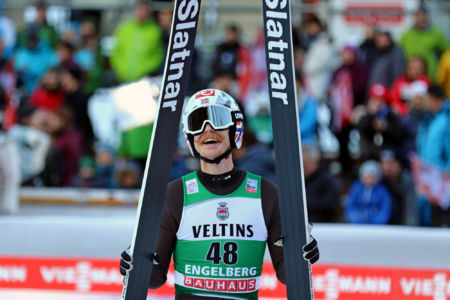 Robert Johansson - WC Engelberg 2019