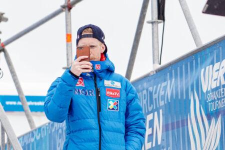 Robert Johansson - WC Garmisch-Partenkirchen 2018