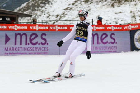 Robert Johansson - WC Willingen 2020