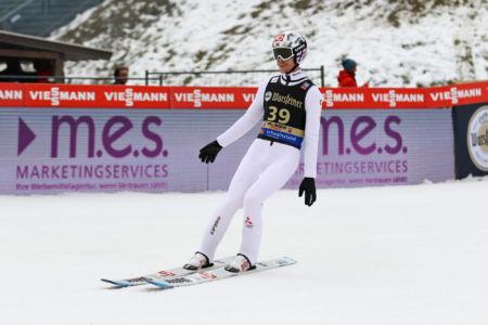 Robert Johansson - WC Willingen 2020
