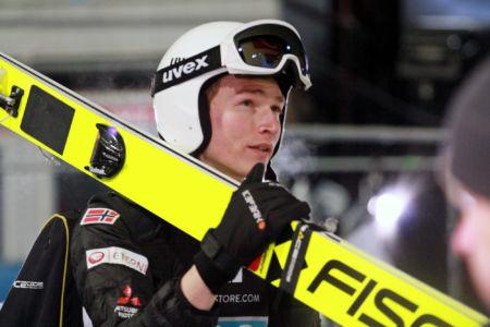 Robin Pedersen - WC Bischofshofen 2020