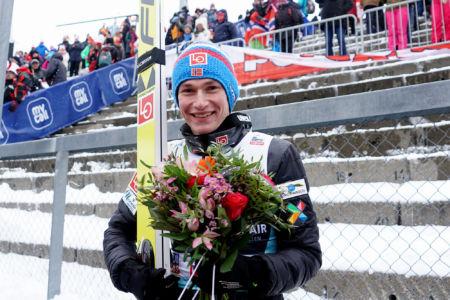 Robin Pedersen - WC Oslo 2019