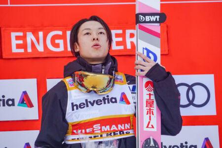 Ryōyū Kobayashi - WC Engelberg 2018