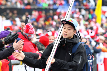 Ryōyū Kobayashi - WC Willingen 2020