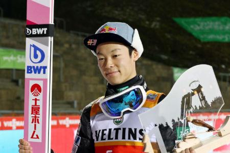 Ryōyū Kobayashi - WC Klingenthal 2019