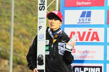 SGP Klingenthal 2019 - Yukiya Satō