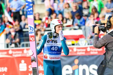 Johann André Forfang - SGP Klingenthal 2021