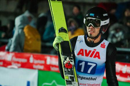 Sabirzhan Muminov - SGP Klingenthal 2018