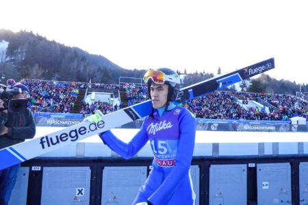 Sabirzhan Muminov - WC Garmisch-Partenkirchen 2018