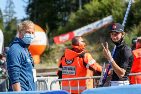 Sander Vossan Eriksen, Andreas Vilberg - sCoC Wisła 2020
