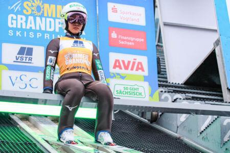 Sara Takanashi - WSGP Klingenthal 2018
