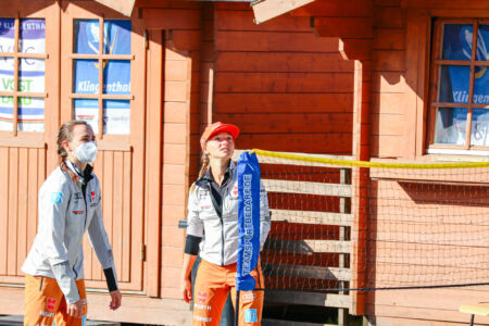 Selina Freitag, Katharina Althaus - WSGP Klingenthal 2021