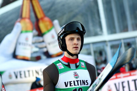 Sergey Tkachenko - WC Engelberg 2019
