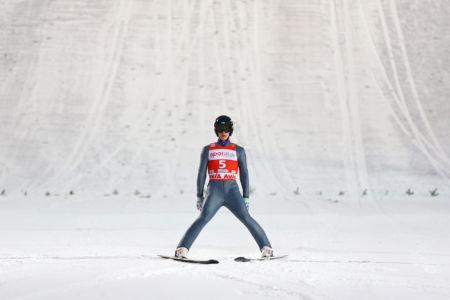 Sergey Tkachenko - WC Klingenthal 2019