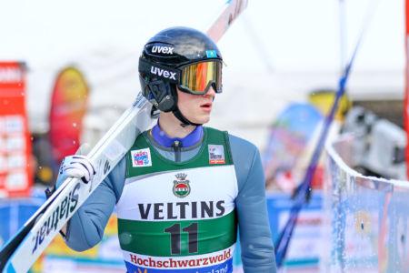 Sergey Tkachenko - WC Titisee-Neustadt 2020