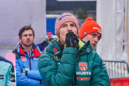 Severin Freund - WC Engelberg 2018