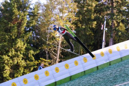 Silje Opseth - WSGP Klingenthal 2021