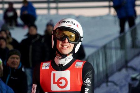 Simon Ammann - WC Lillehammer 2019