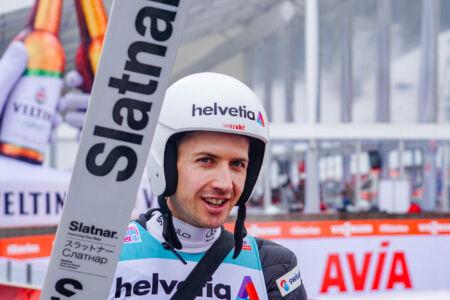 Simon Ammann - WC Engelberg 2018