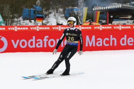 Simon Ammann - WC Willingen 2020