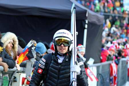 Simon Ammann - WC Willingen 2020