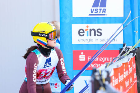 Sofia Tikhonova - WSGP Klingenthal 2021