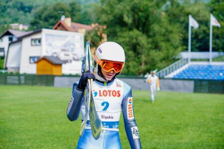 Stanisław Ciszek - FIS Cup Szczyrk 2018