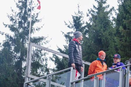Stefan Horngacher - SGP Klingenthal 2017