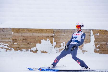 Stefan Huber - FIS Cup Zakopane 2019