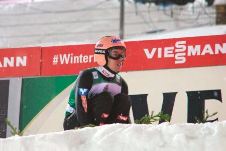 Stefan Kraft - WC Lahti 2019