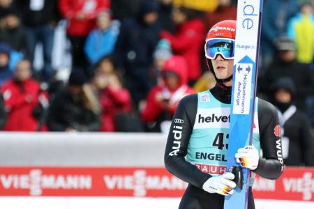 Stephan Leyhe - WC Engelberg 2019