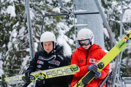 Szymon Jojko, Bartosz Czyż - FIS Cup Zakopane 2019