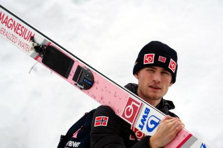 Daniel-André Tande - WC Oberstdorf 2019