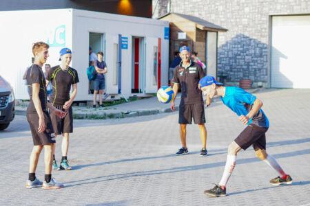 Team Finland - sCoC Wisła 2018