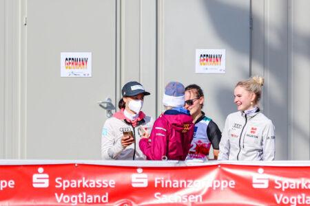 Team Germany - WSGP Klingenthal 2021