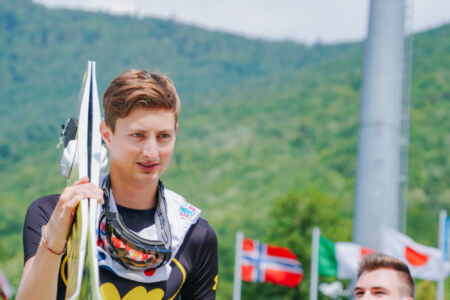 Thomas Hofer - FIS Cup Szczyrk 2018
