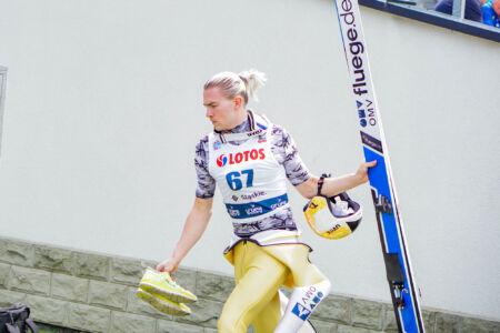 Thomas Lackner - FIS Cup Szczyrk 2018