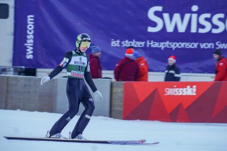Timi Zajc - WC Engelberg 2018