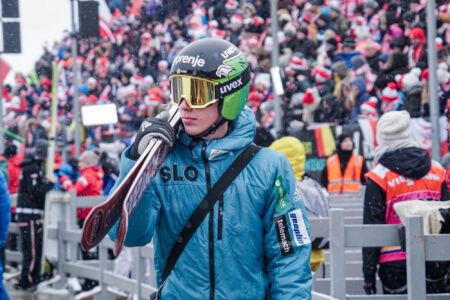 Timi Zajc - WC Oslo 2018