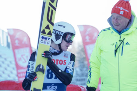 Ulrich Wohlgenannt - FIS Cup Zakopane 2017