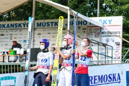 Viktor Polášek, Mika Schwann, Philipp Raimund - sCoC Frenštát 2021