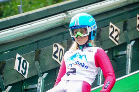 Vitalina Herasymiuk - FIS Cup Szczyrk 2018