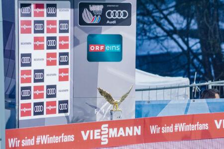 WC Bischofshofen 2018 - trophie